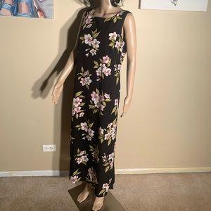 """Studio I Floral Size 10 Length 51"""" Dress Floral"""